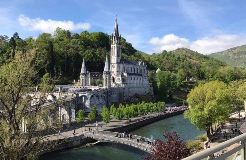 Lourdes United, il primo pellegrinaggio online mondiale
