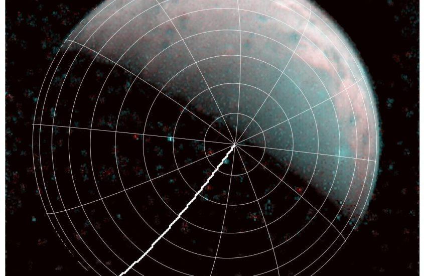 Jiram, occhi puntati sul polo nord di Ganimede
