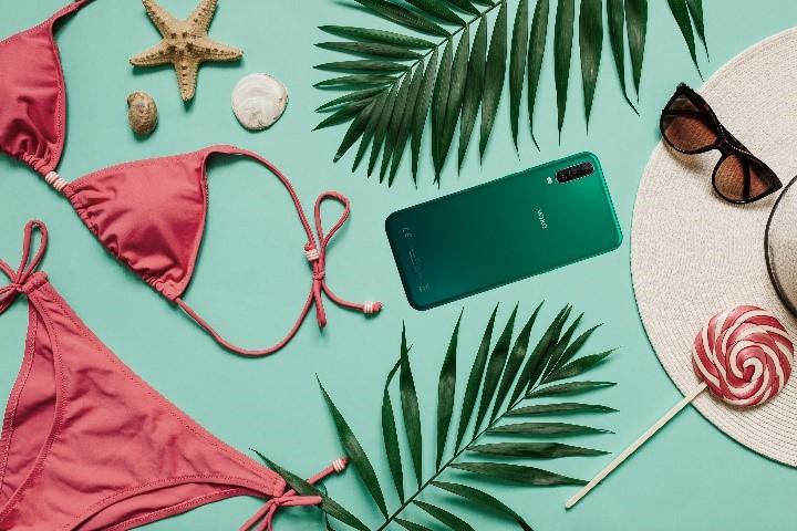Trucchi intelligenti per un selfie in bikini