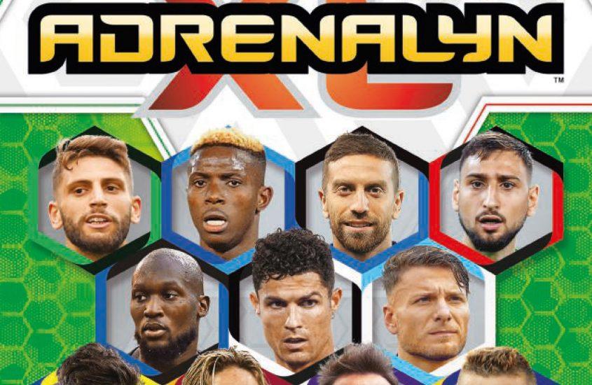 Riparte il campionato, arriva Calciatori Adrenalyn XL 2020-2021