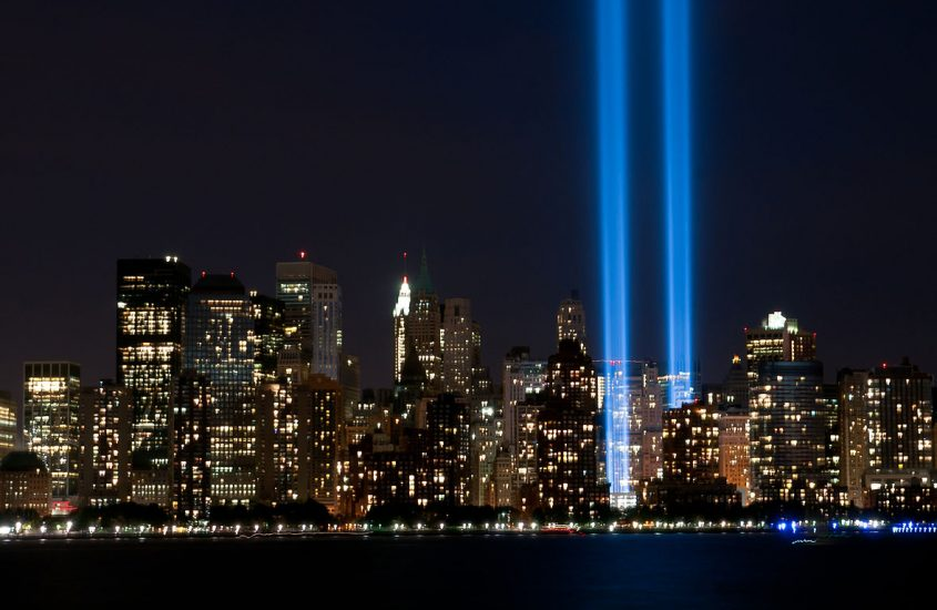 Quel giorno di settembre a NY