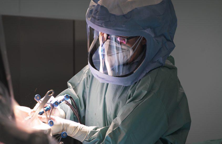 Intelligenza Artificiale per le protesi di ginocchio