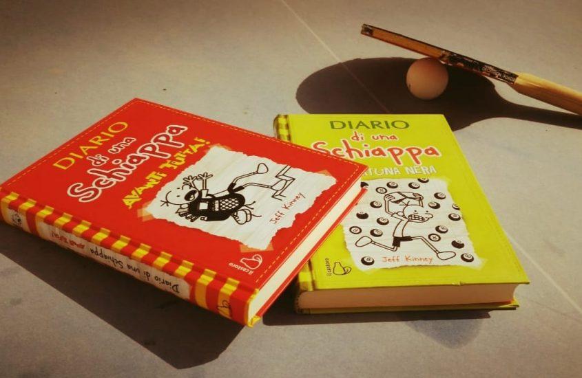 Argo & Giulia: Diario di una schiappa