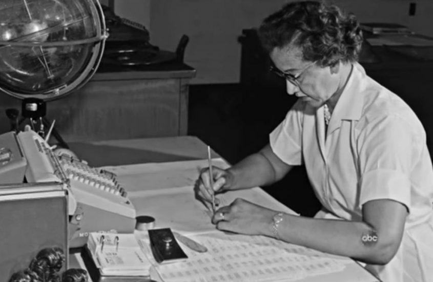 Katherine Johnson – la donna che ci portò sulla luna