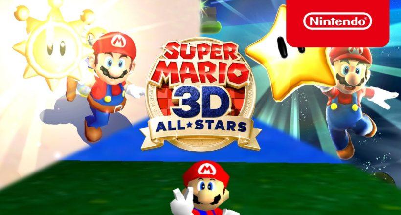 Super Mario, un restyling in grande spolvero
