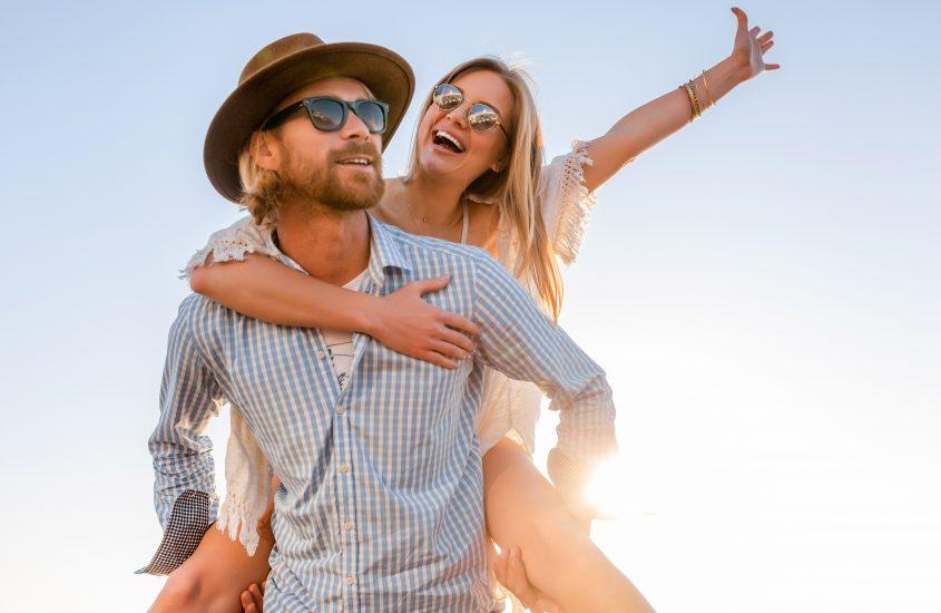 È consigliabile indossare gli occhiali da sole tutto l'anno?