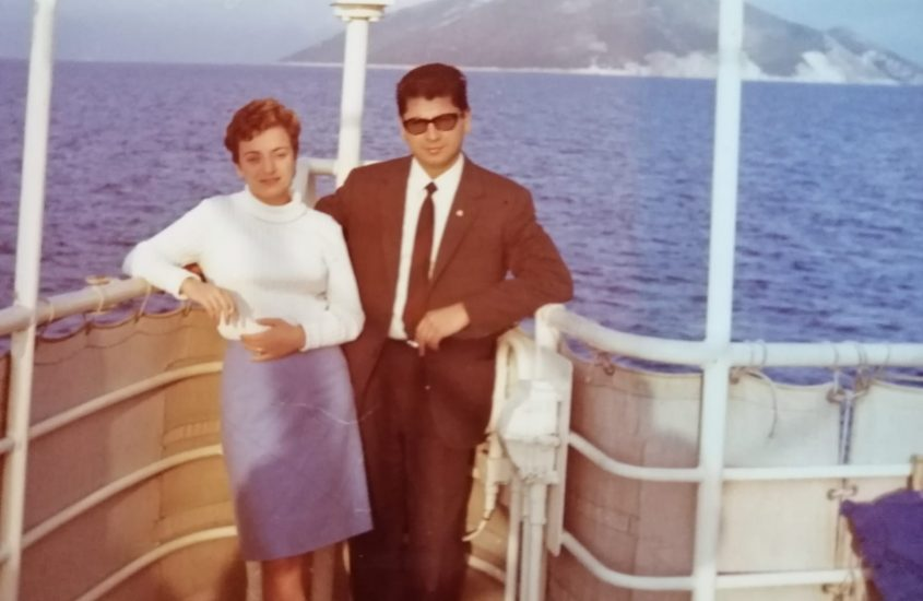 Un secondo viaggio di nozze per il Sior Pare