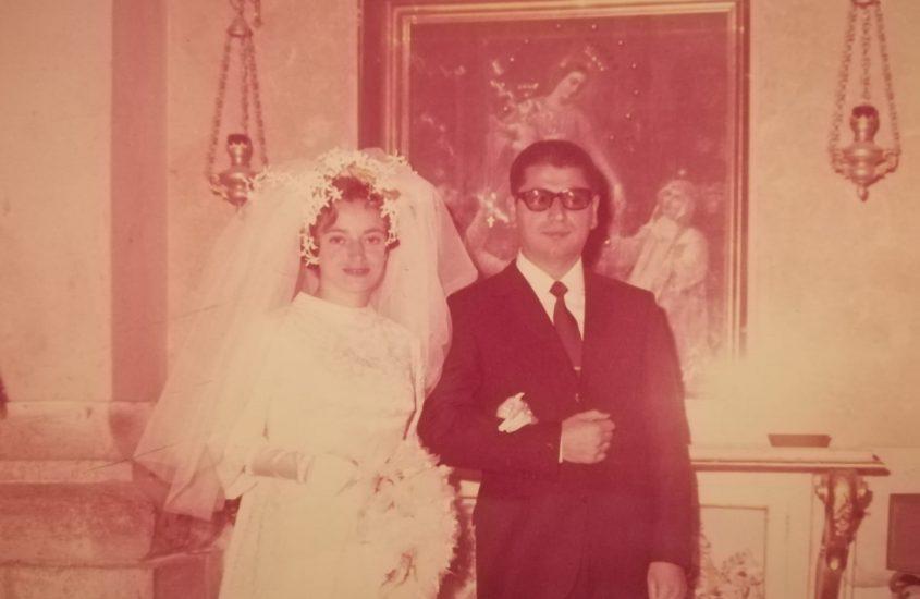 Buon 52mo anniversario Sior Pare e Siora Mare!
