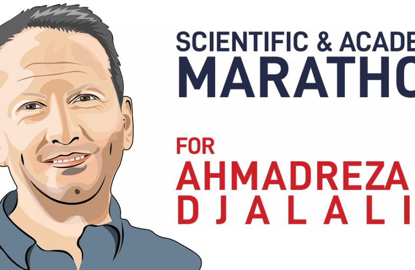Maratona accademica per salvare Ahmadreza Djalali