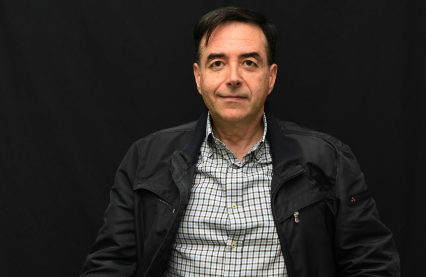 Intervista con l'autore: Gianfranco Sorge