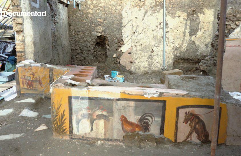 L'ultima scoperta: il viaggio esclusivo per rivivere le ultime ore di Pompei