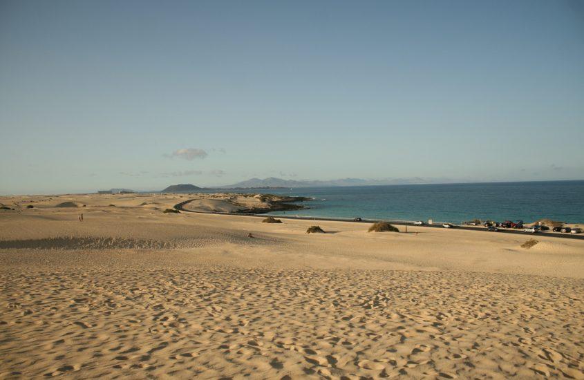 Fuerteventura – l'isola del vento