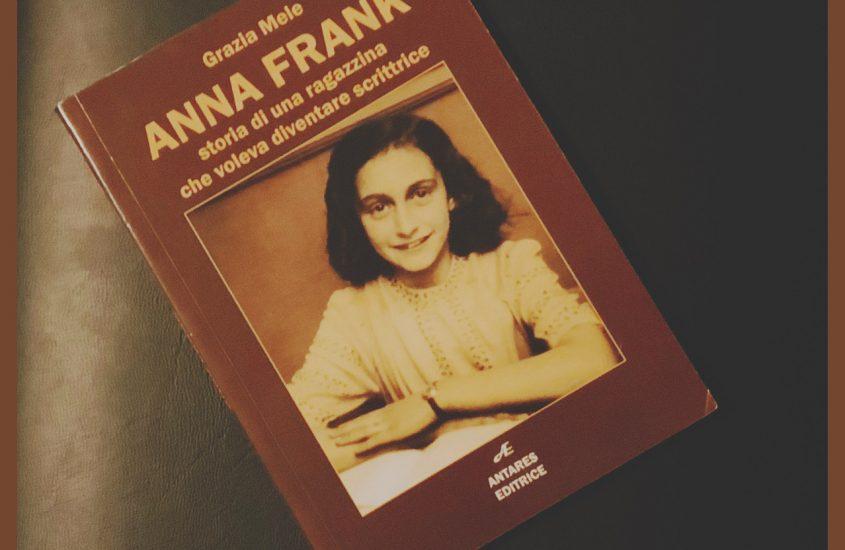 """""""Anna Frank – storia di una ragazzina che voleva diventare scrittrice"""