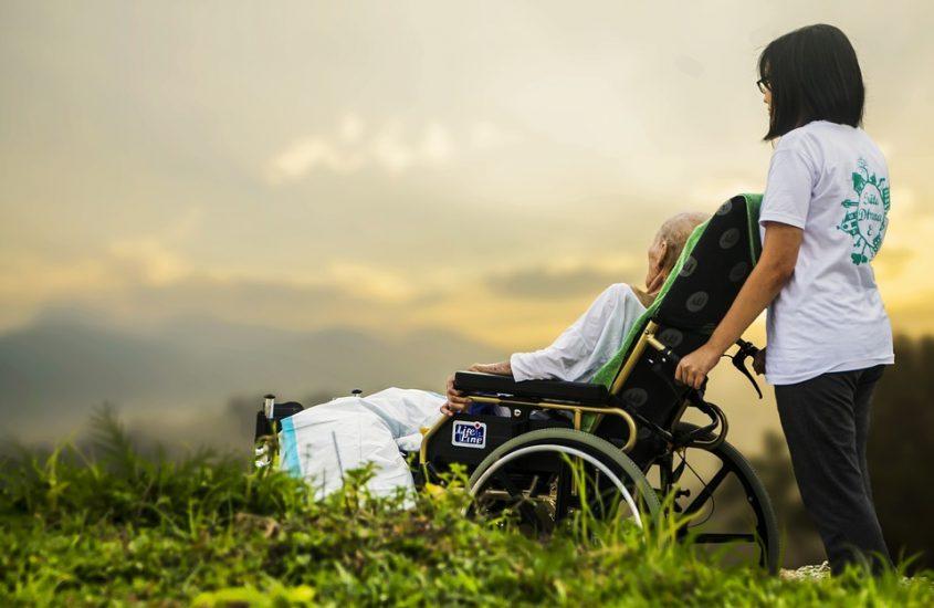 L'assistenza al paziente anziano