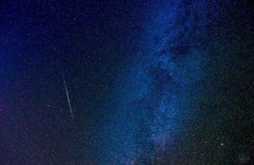 Dallo spazio a Cavezzo: così arrivò la meteorite