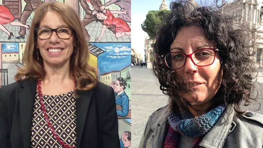 Intervista con le autrici: Antonella Messina e Loredana Sucato