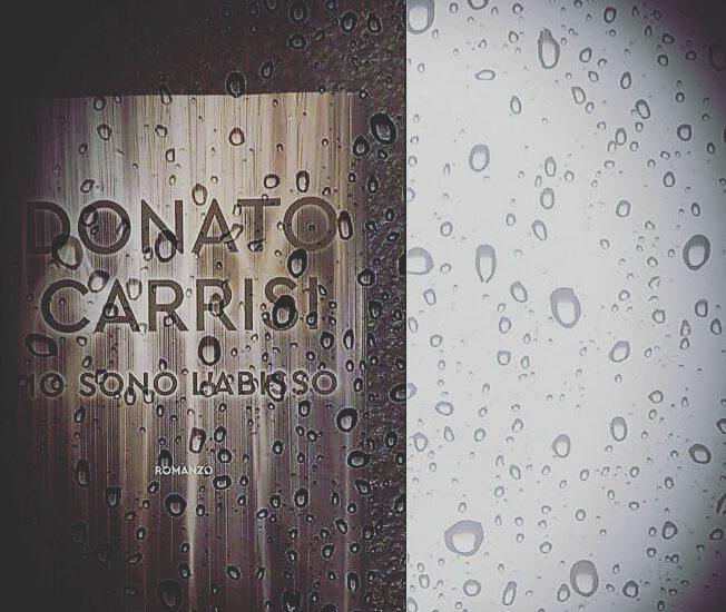 """""""Io sono l'abisso"""" di Donato Carrisi"""