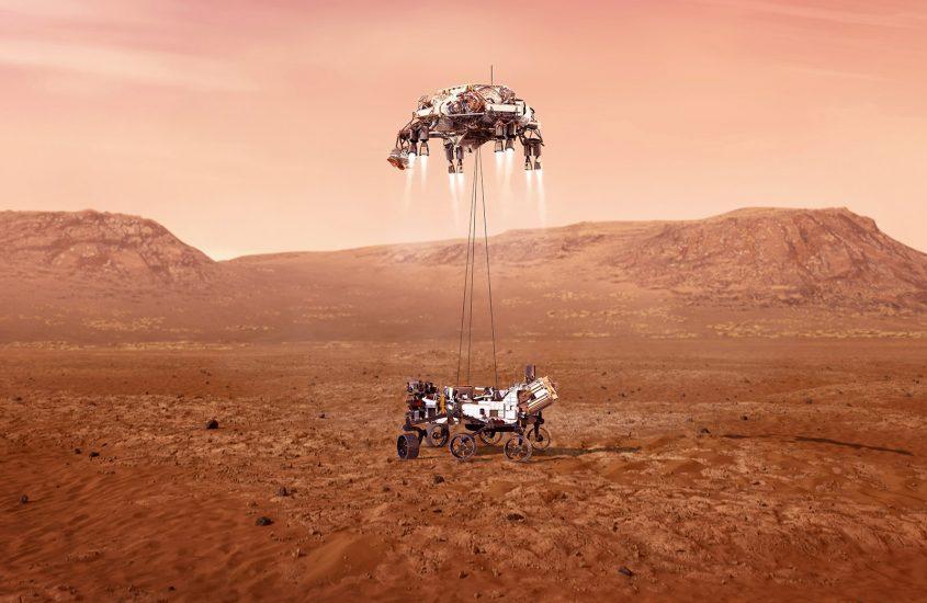 Perseverance: obiettivo Marte o morte