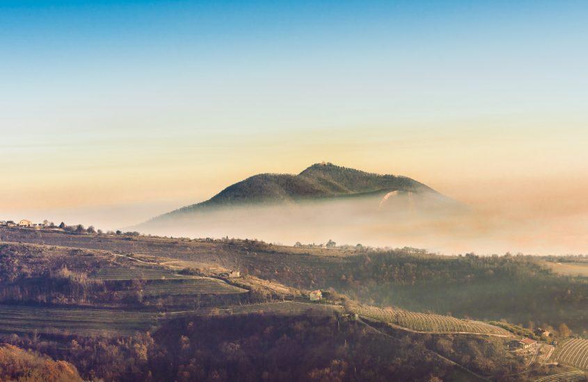 In viaggio dai Colli Euganei all'Adige