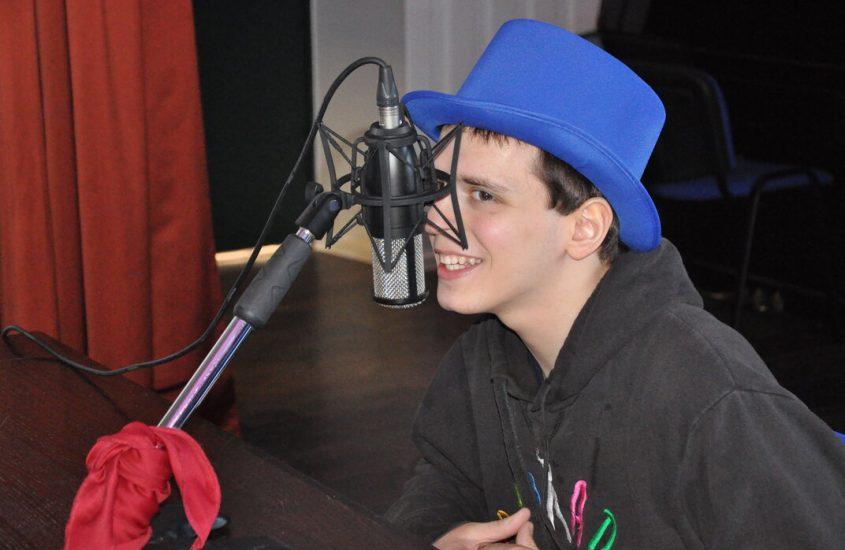 """""""coloRadio"""", il podcast radiofonico che annulla i limiti della disabilità"""