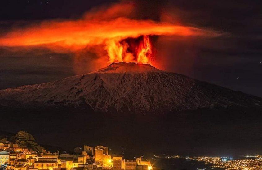 L'Etna, 'a muntagna de' catanisi