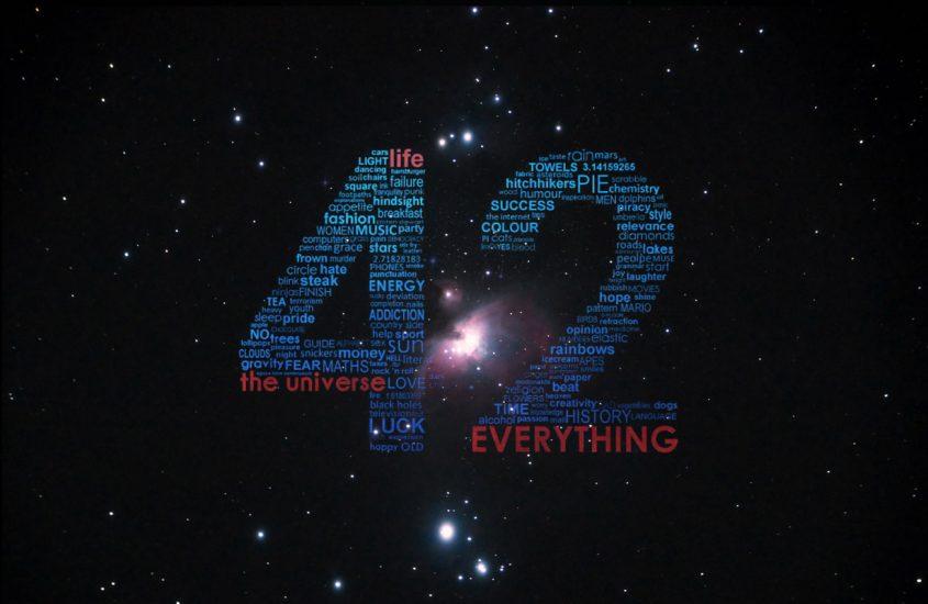 Il senso della vita è… 42
