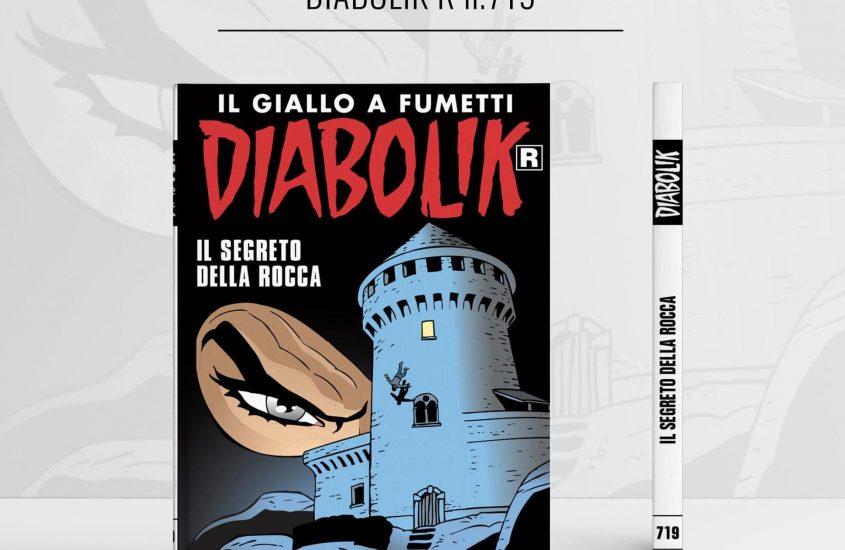 Diabolik, il segreto della rocca