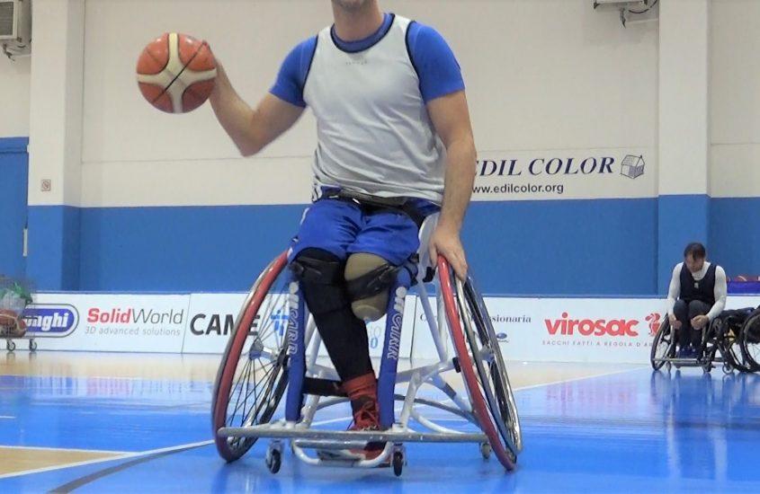 Basket in carrozzina, PDM Treviso in corsa per la serie A