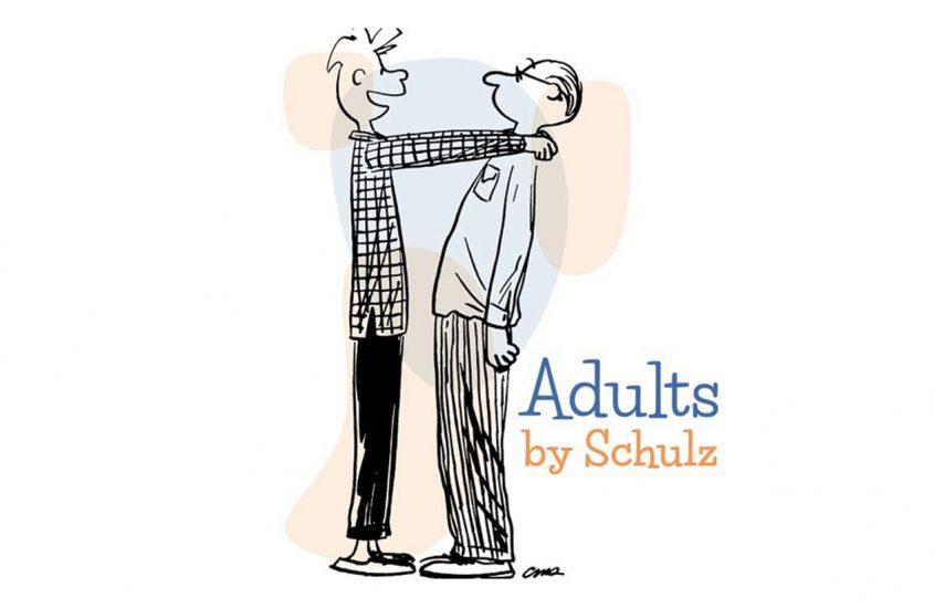 Adults by Schulz, i fumetti inediti del papà di Snoopy