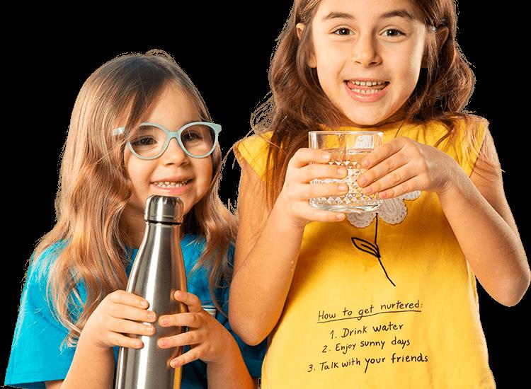 Le bioceramiche che migliorano la qualità dell'acqua