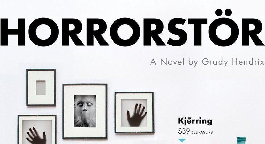 Grande errore della Mondadori: Horrorstor