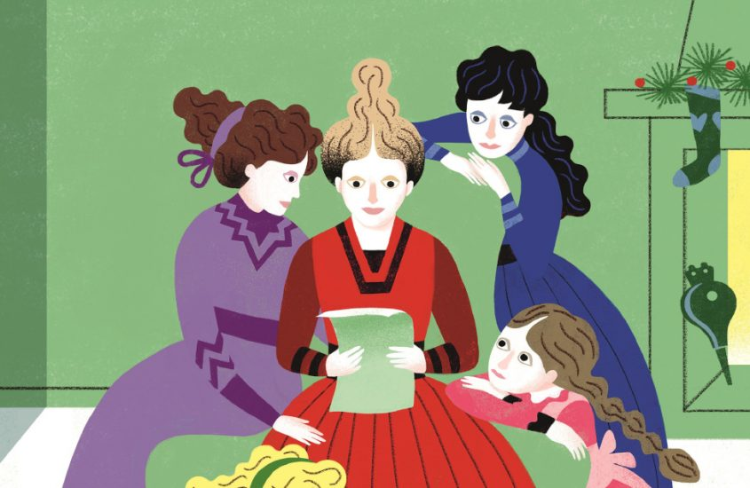 Piccole Donne for kids