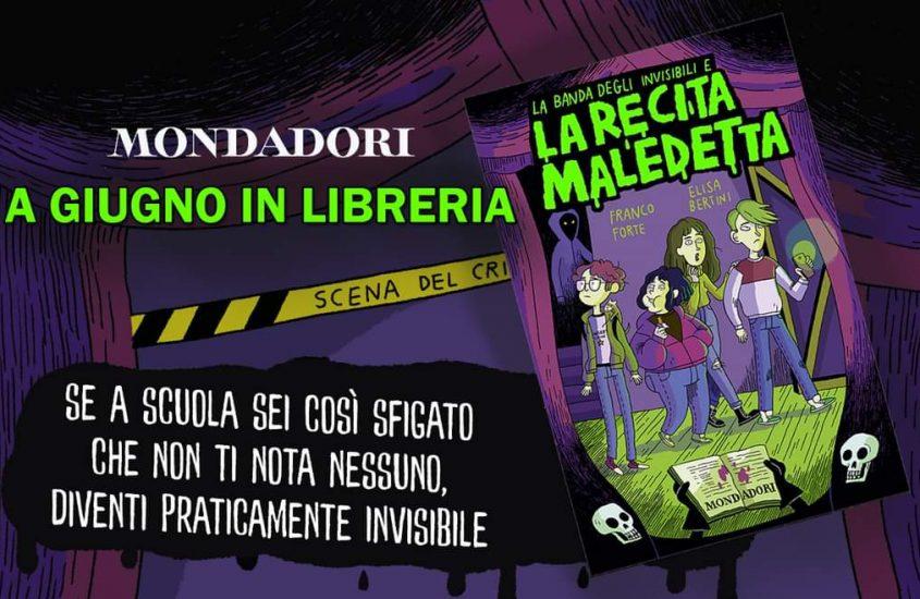 """Giulia & Argo e """"La banda degli invisibili e la recita maledetta"""""""