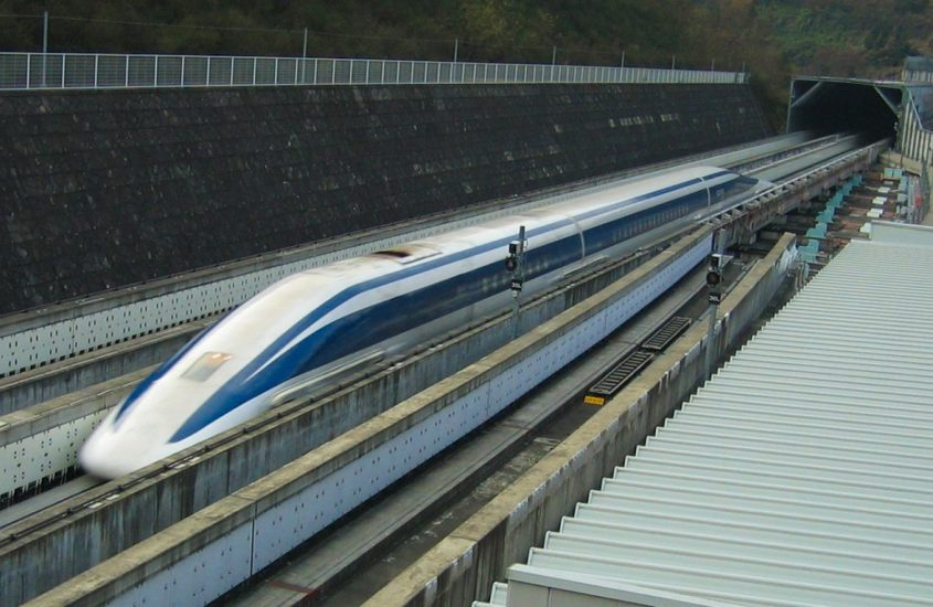 Shinkansen, Hyperloop, i treni più veloci al mondo