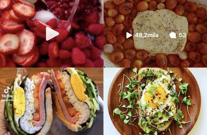 Il food e i social trends