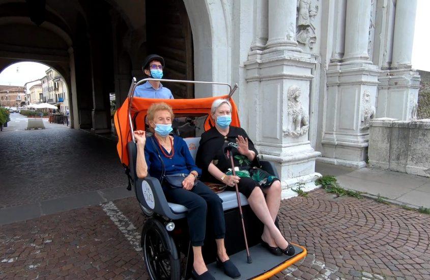 Paribike, la bici dei nonni