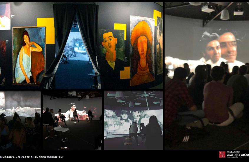 Modigliani Opera Vision a settembre a Venezia