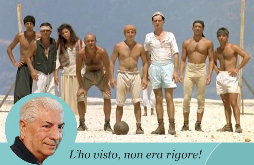 """""""Non era rigore!"""" – Sior Pare e """"Mediterraneo"""""""