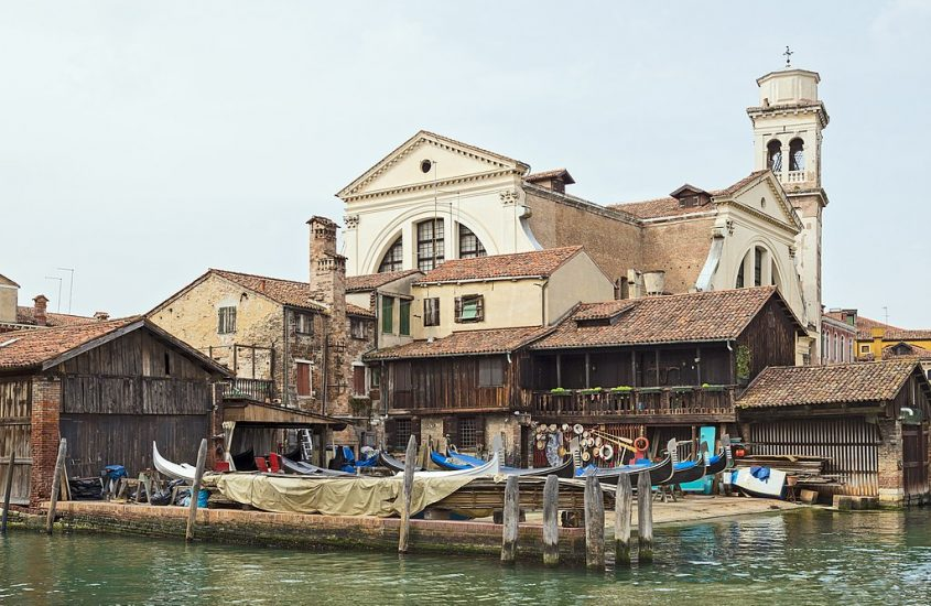 Venezia, Open Day Squeri