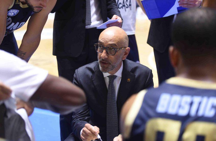 Coach to coach: Frank Vitucci nel giorno dei quarti