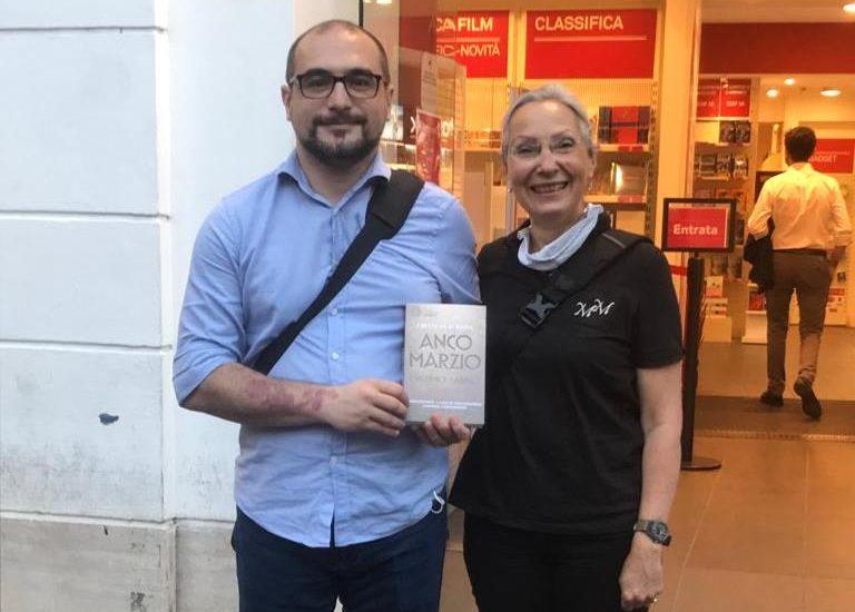 Intervista a Luca Di Gialleonardo e a Liudmila Gospodinoff