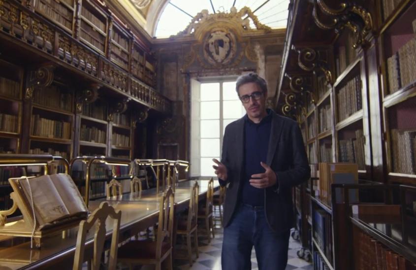 """Dante Confidential"": Pif racconta la figura del sommo poeta"