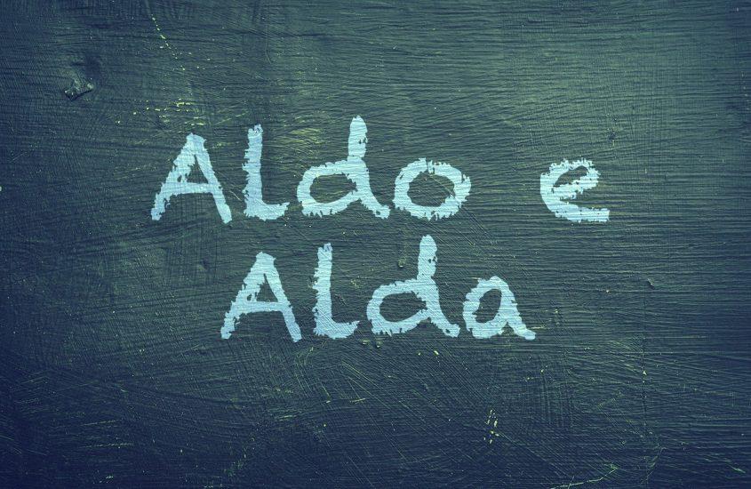 Aldo, Alda