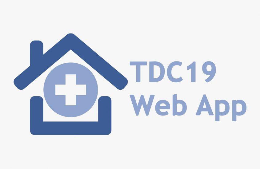 TDC19, la nuova Web App per le terapie domiciliari