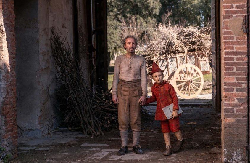 Pinocchio, le fotografie di scena al ValdarnoCinema Film Festival