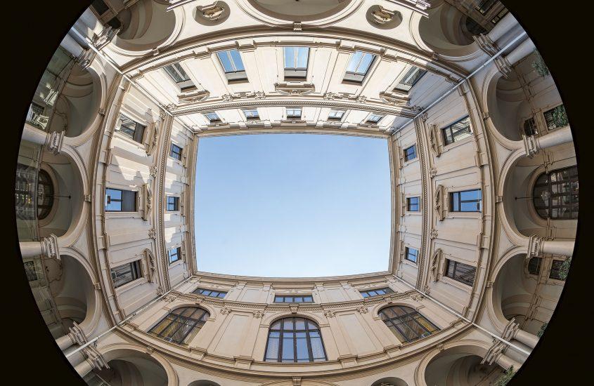 Svelati i segreti del secentesco palazzo Perrone di San Martino