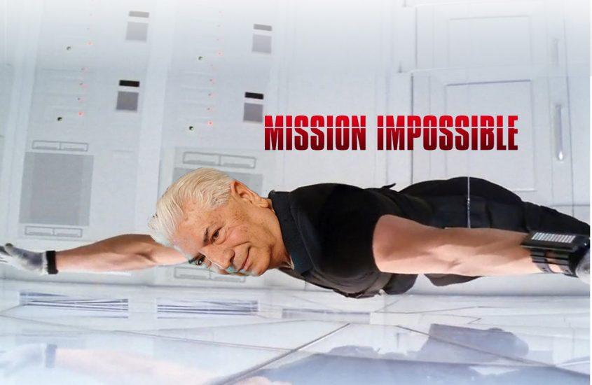 Una missione impossibile per il Sior Pare